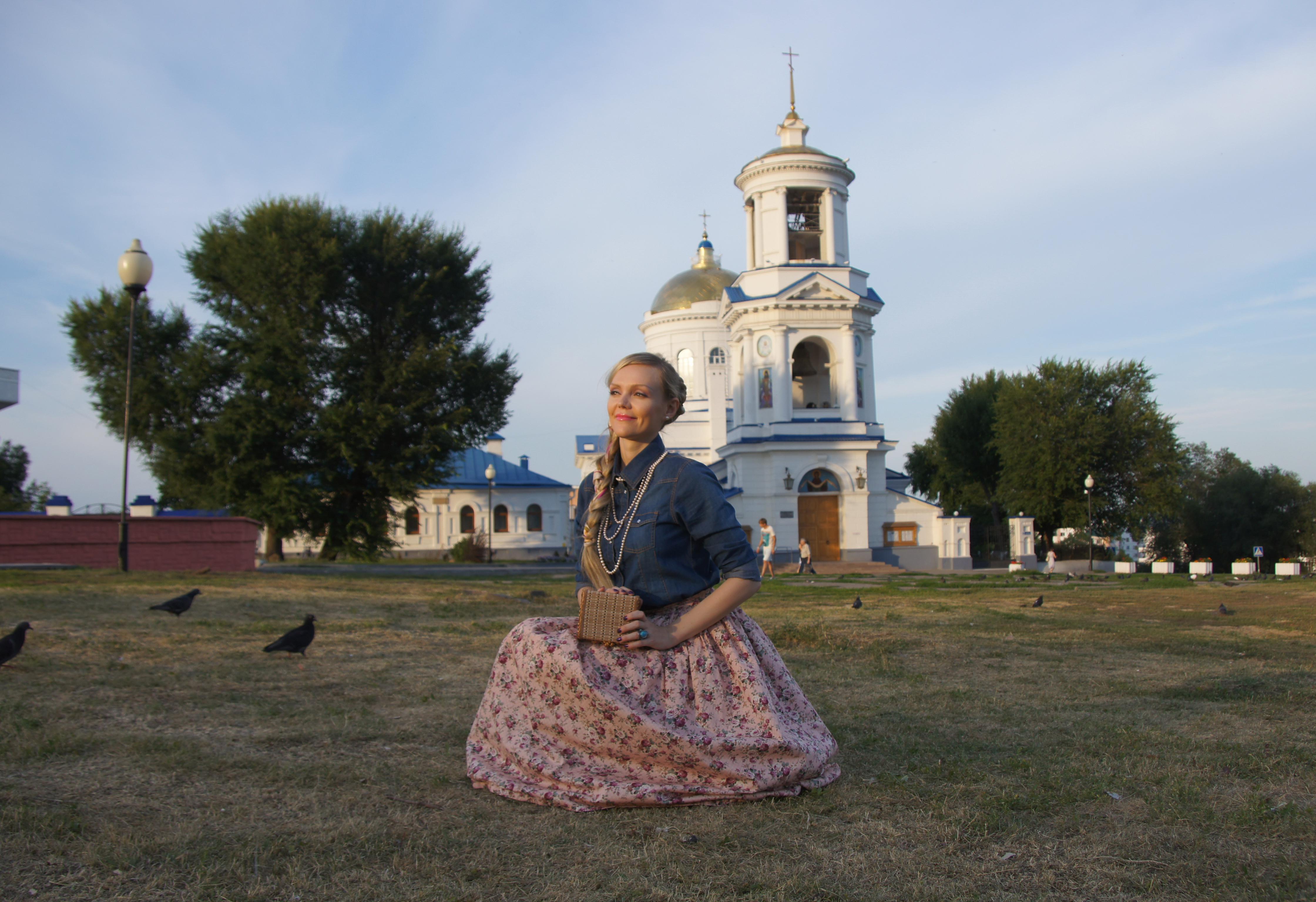 Церковь в Воронеже