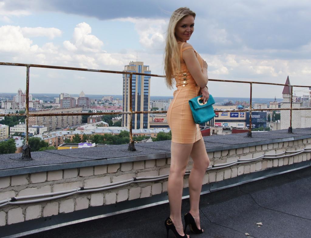 Воронеж с крыши