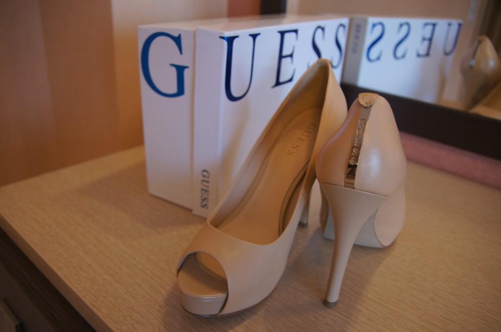 Туфли Guess