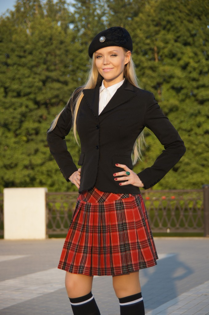 Шотландский стиль