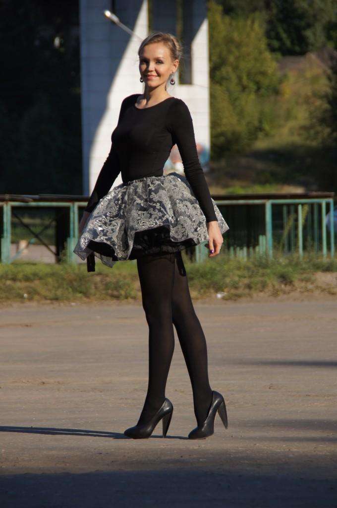 Образ балерины
