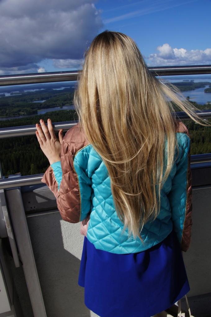 Hyvää huomenta - доброе утро по-фински!