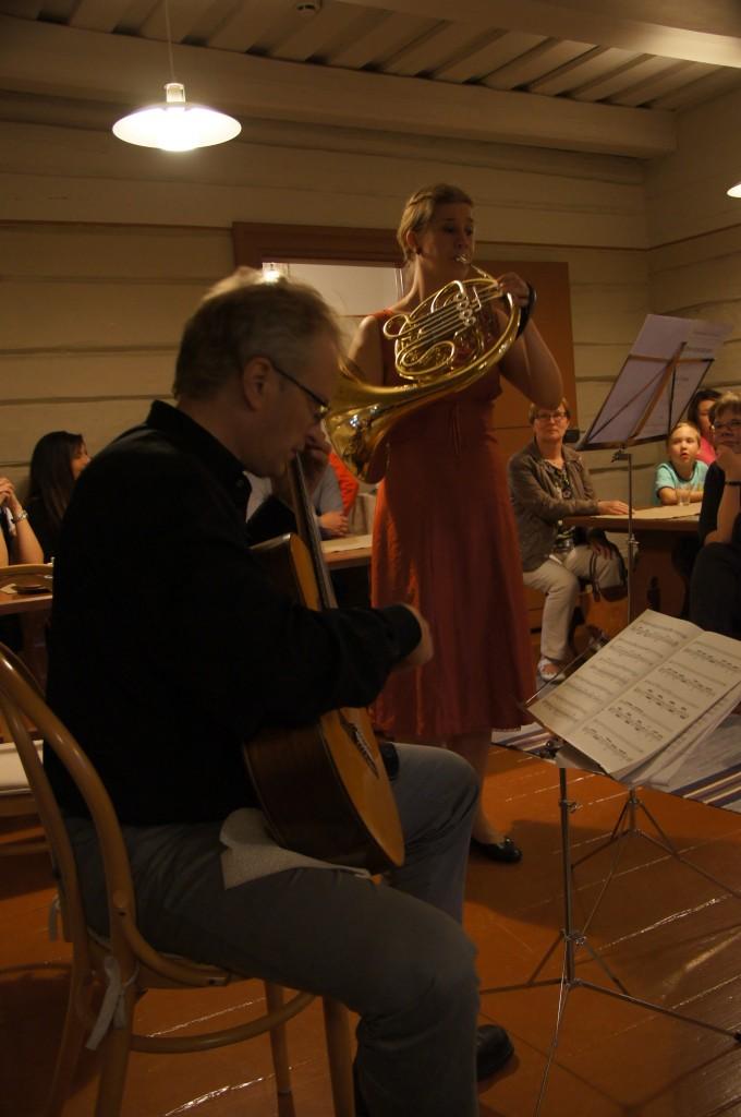 Камерная музыка в Квартальном музее