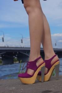 Туфли May Messeca