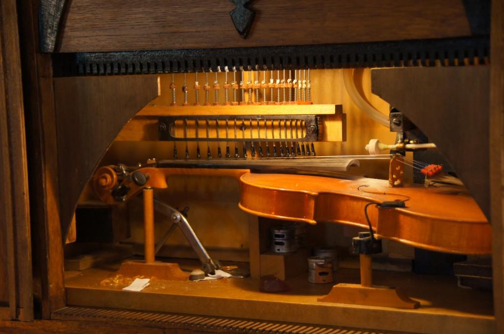 Музей механической музыки в Варкаусе