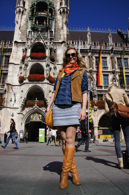 как одеваться в мюнхене в январе