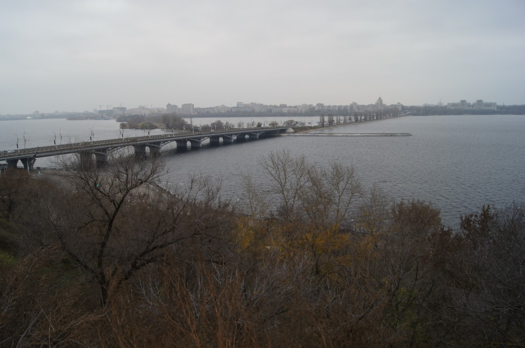 Осень в Воронеже