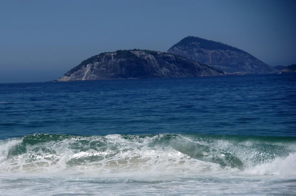 большие волны Атлантики, Ипанема
