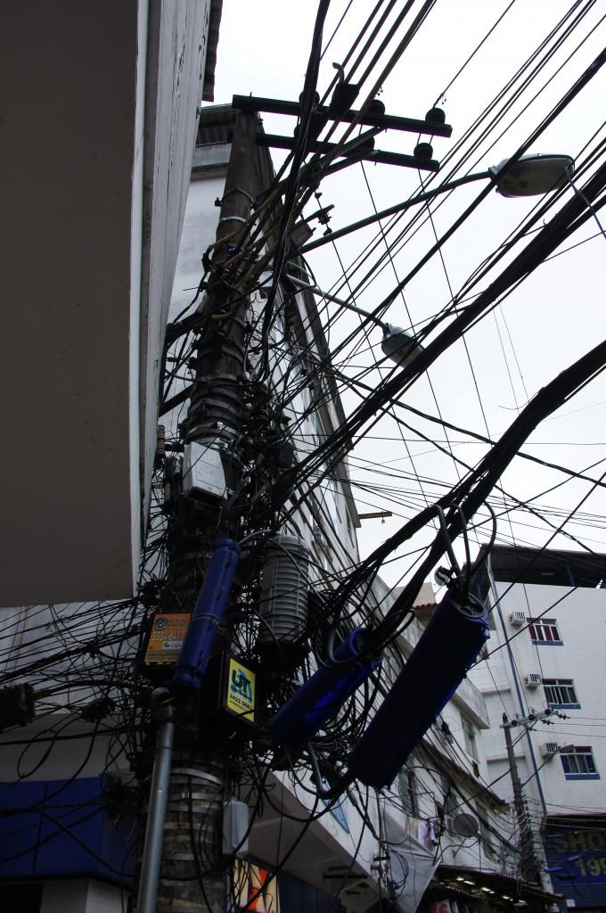 Электропровода Рио