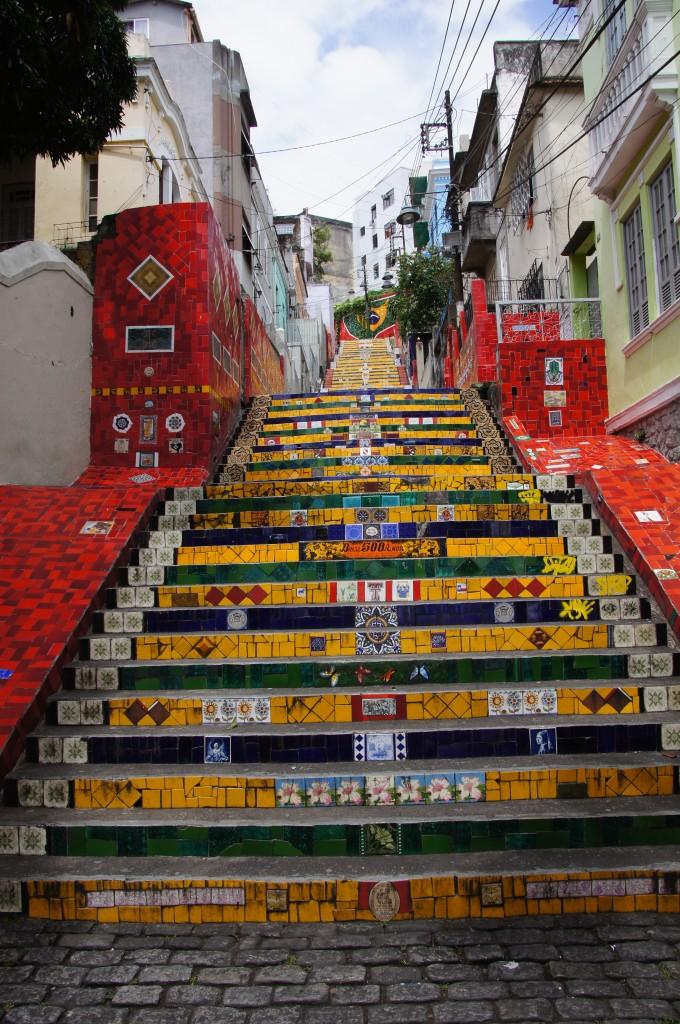 Лестница Селарона, Рио