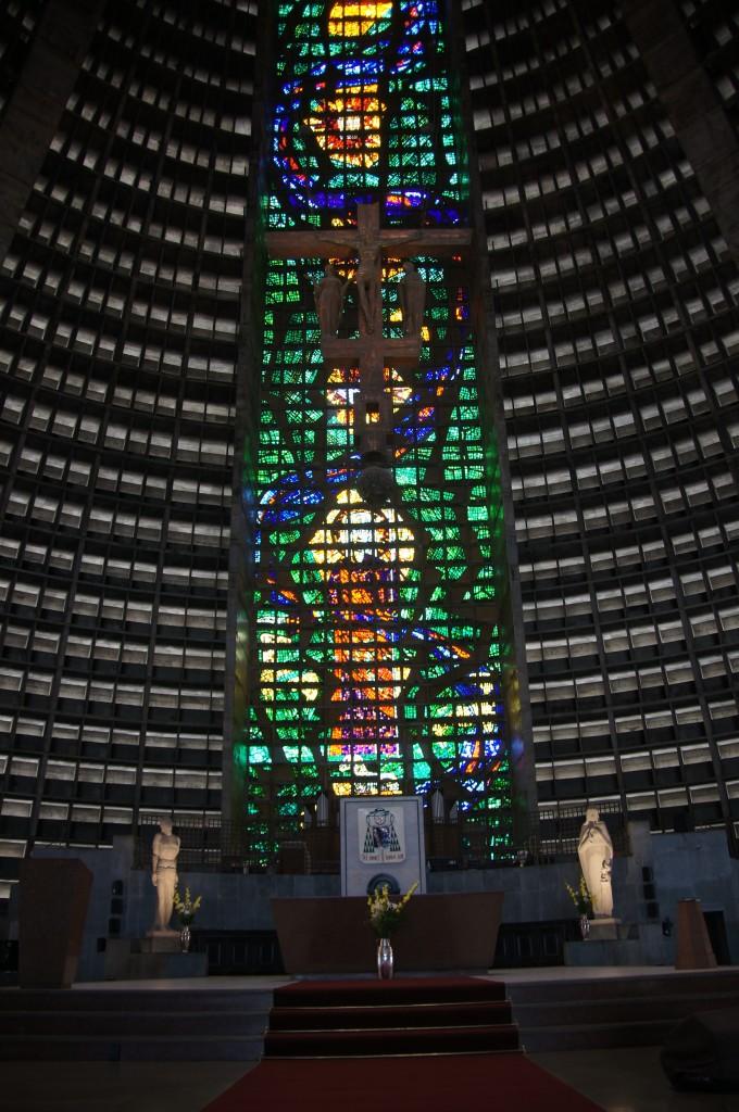 Кафедральный Собор Метрополитана, Рио
