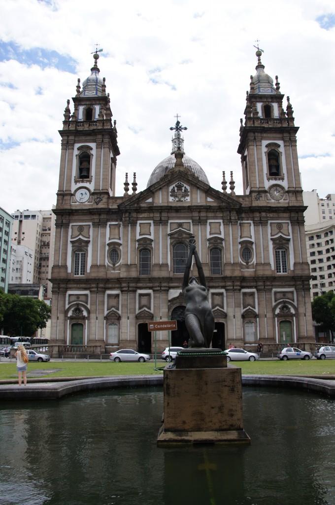 Церковь Носса-Сеньора да Канделариа