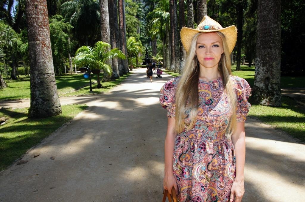 Ботанический сад, Рио