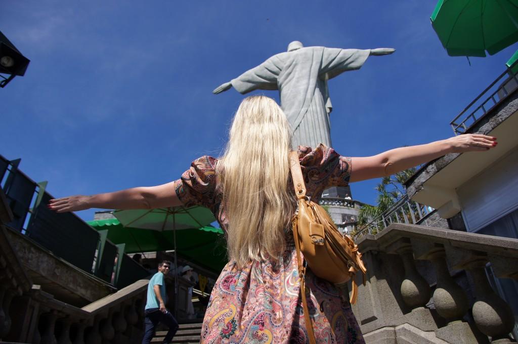 Статуя Христа, Рио