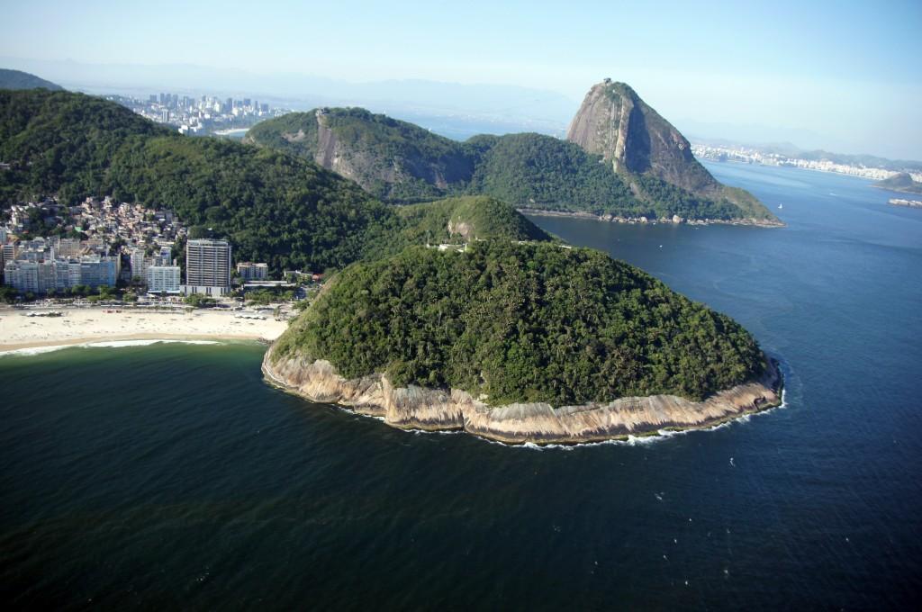 Высокие холмы Рио