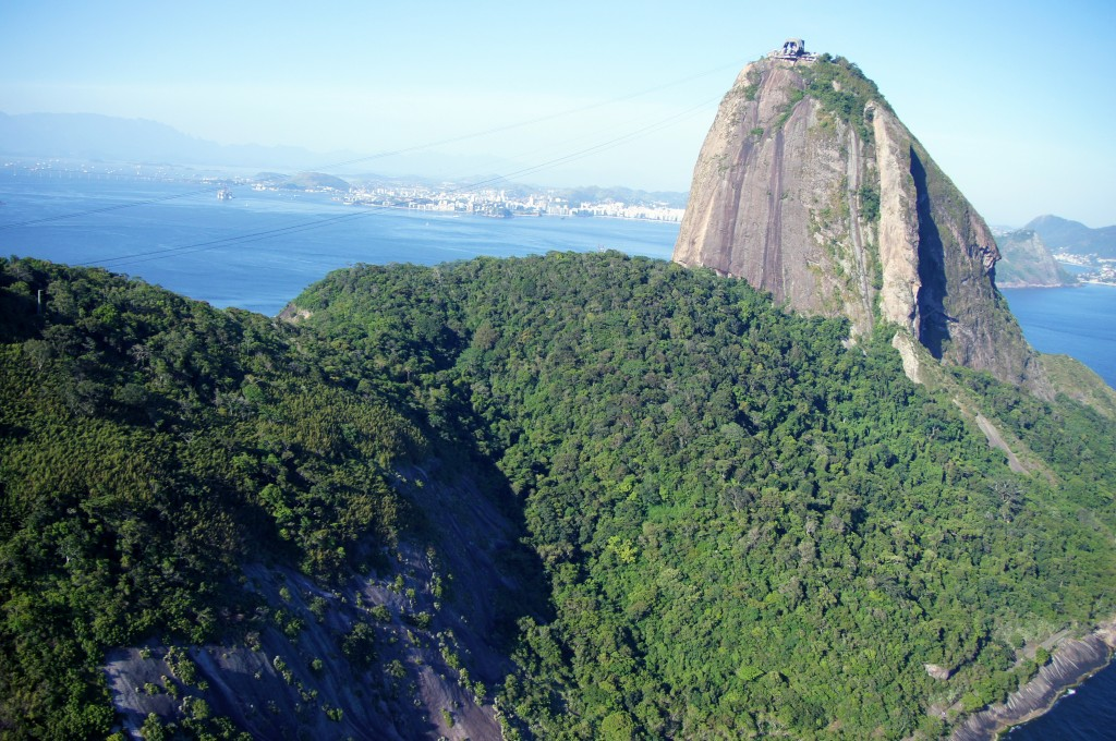 """""""Сахарная Голова"""", Рио"""