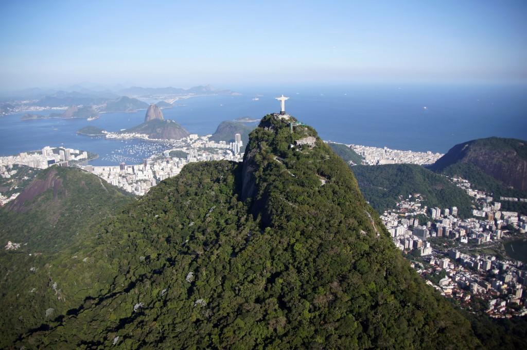 Рио-де-Жанейро. Лучший кадр