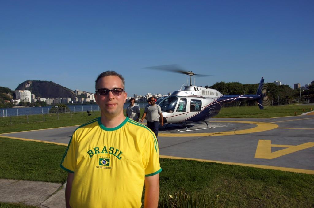 Лучший день рождения в Рио