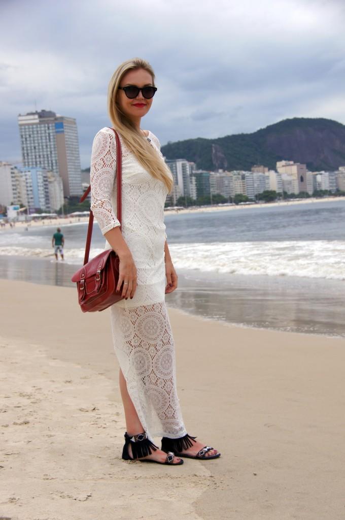 Продолжаем праздновать день рождения в Рио