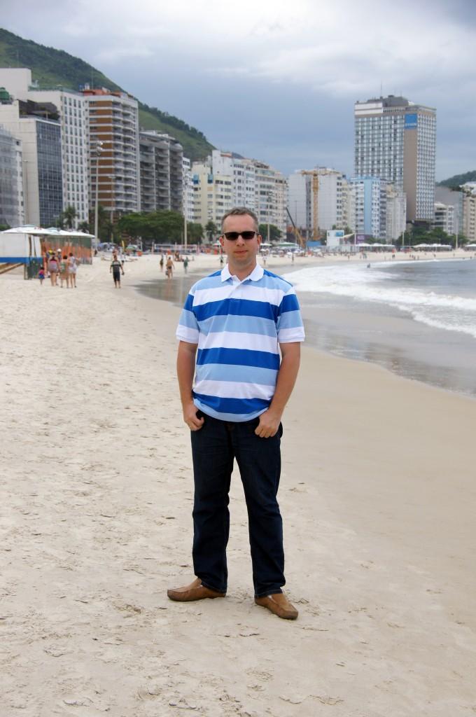 Пляж Копакабана, Рио