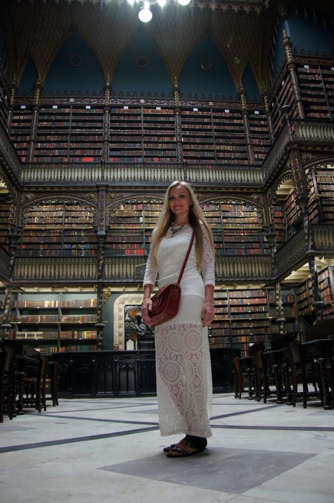 Библиотека «Португальская комната чтения»