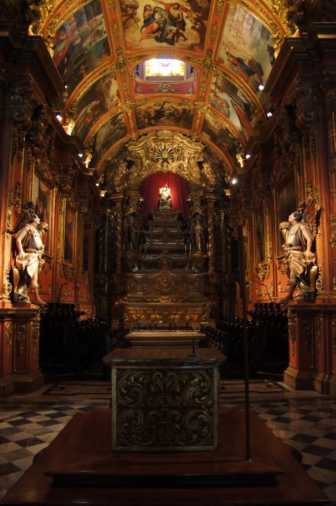 Церковь Сан-Франсиско-да-Пенитенсиа, Рио