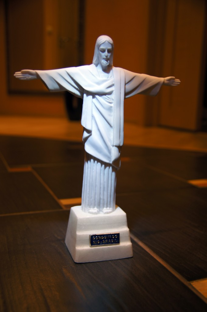 Христос-Искупитель, сувенир