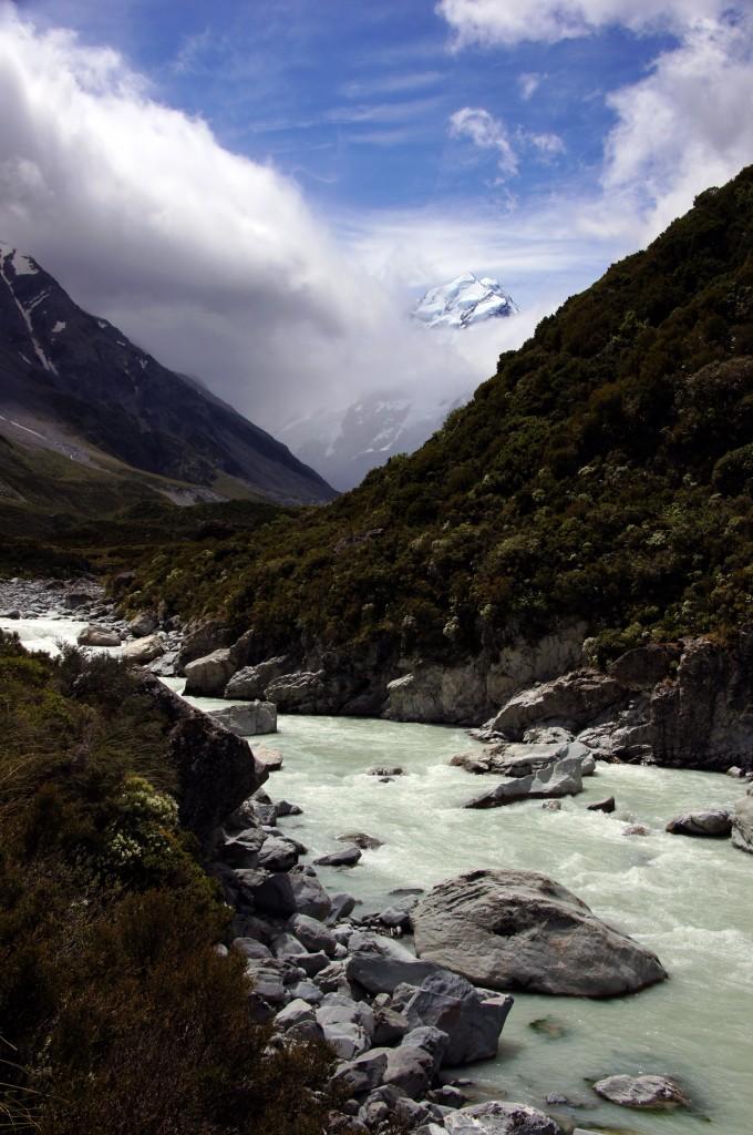 Гора Кука, Новая Зеландия