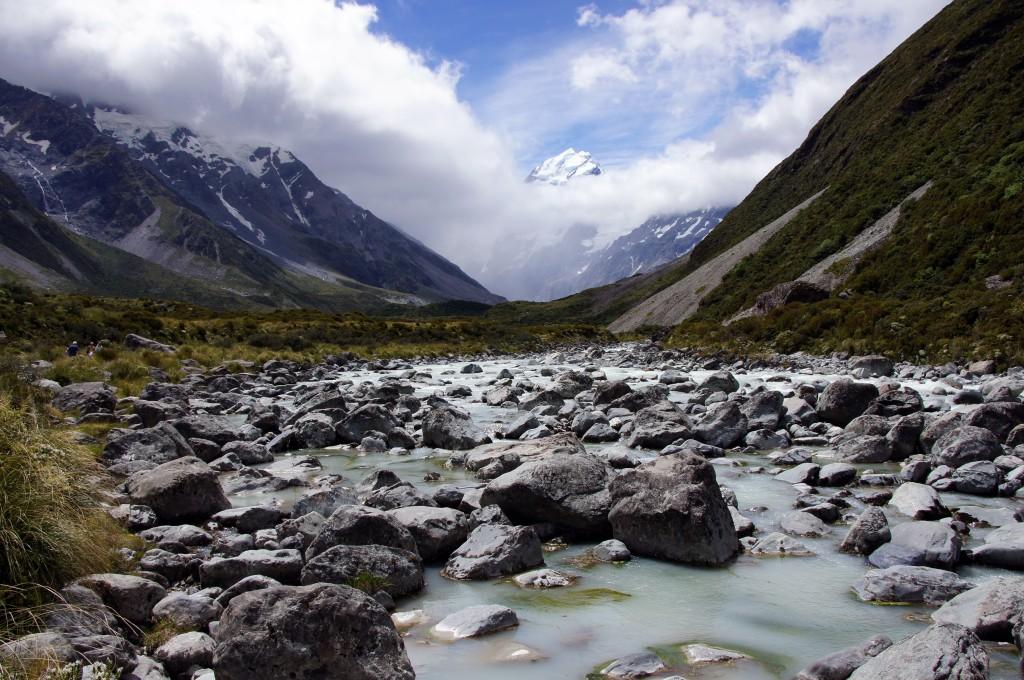 Национальный парк Маунт-Кук, Новая Зеландия
