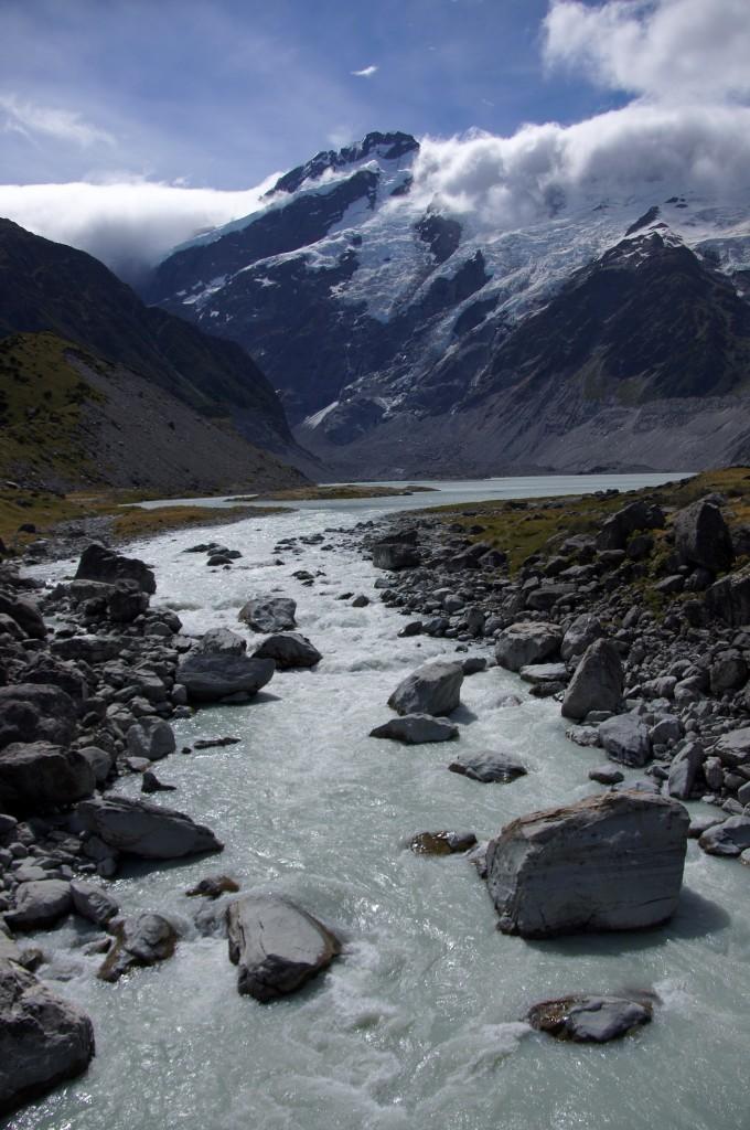 Национальный парк Гора Кука, Новая Зеландия