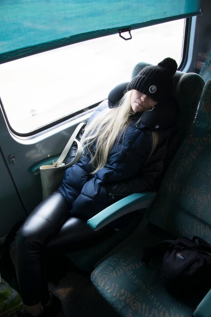 Экспресс поезд Дели-Джанси