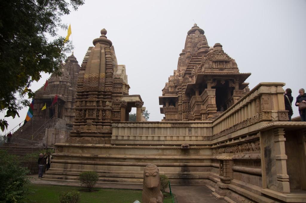 Храмы Любви в Каджурахо, Индия