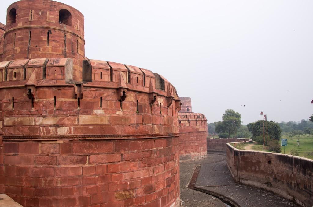 Красный Форт Агры