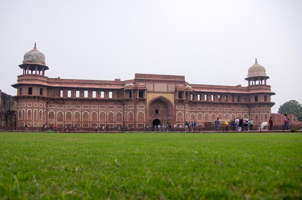 Дворец Джахангари Махал, Агра