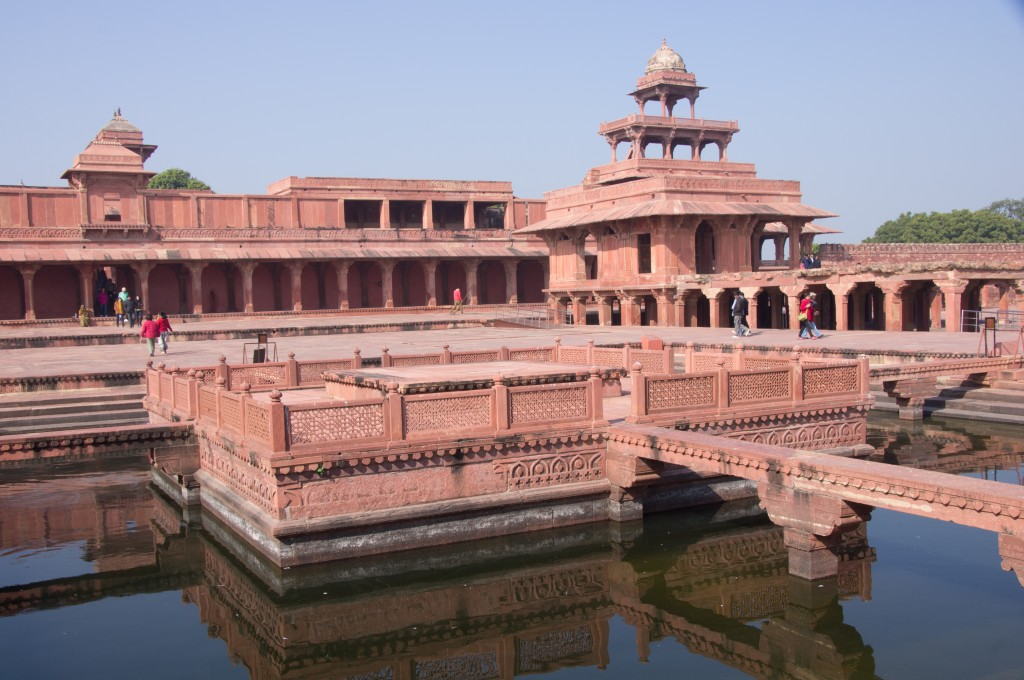Фатехпур Сикри, Индия