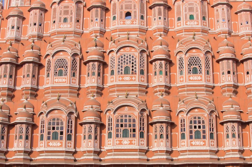 «Дворец Ветров» Хава Махал, Джайпур