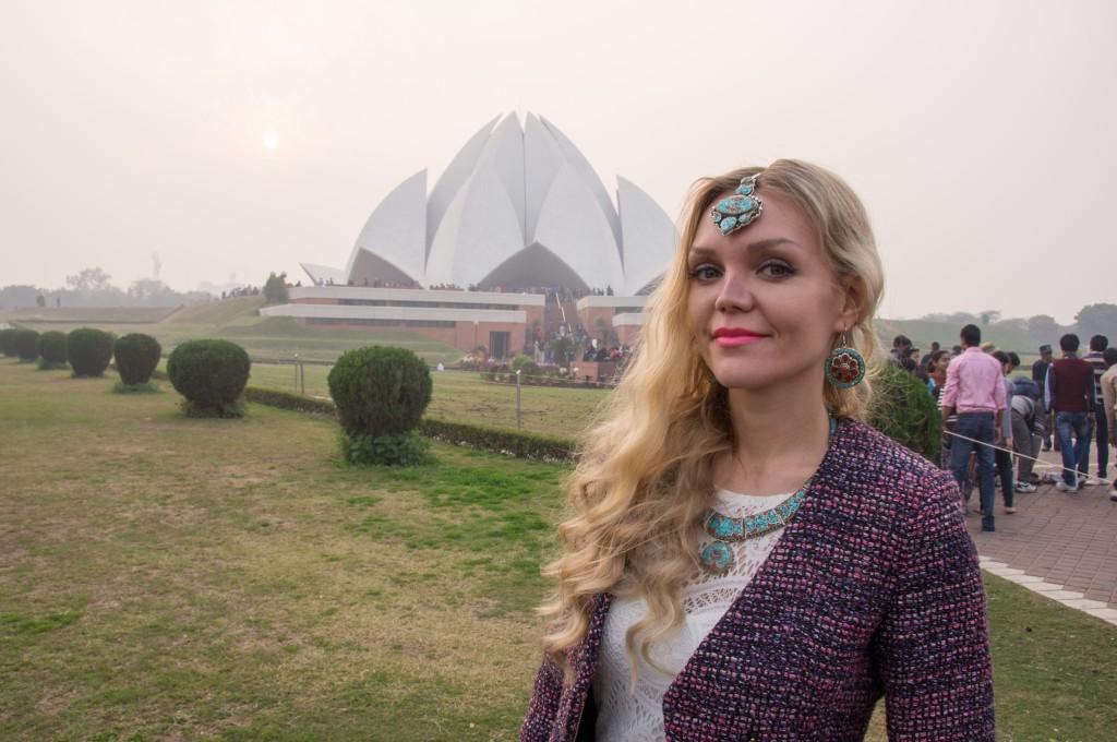 Индийские украшения из серебра