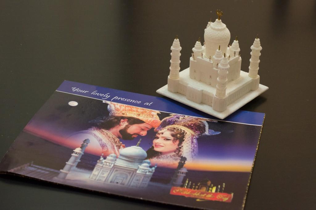 Шан Джахан и Мумтаз-Махал