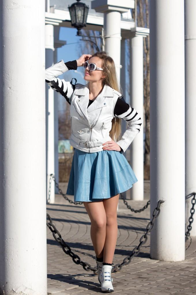Модные косухи 2014