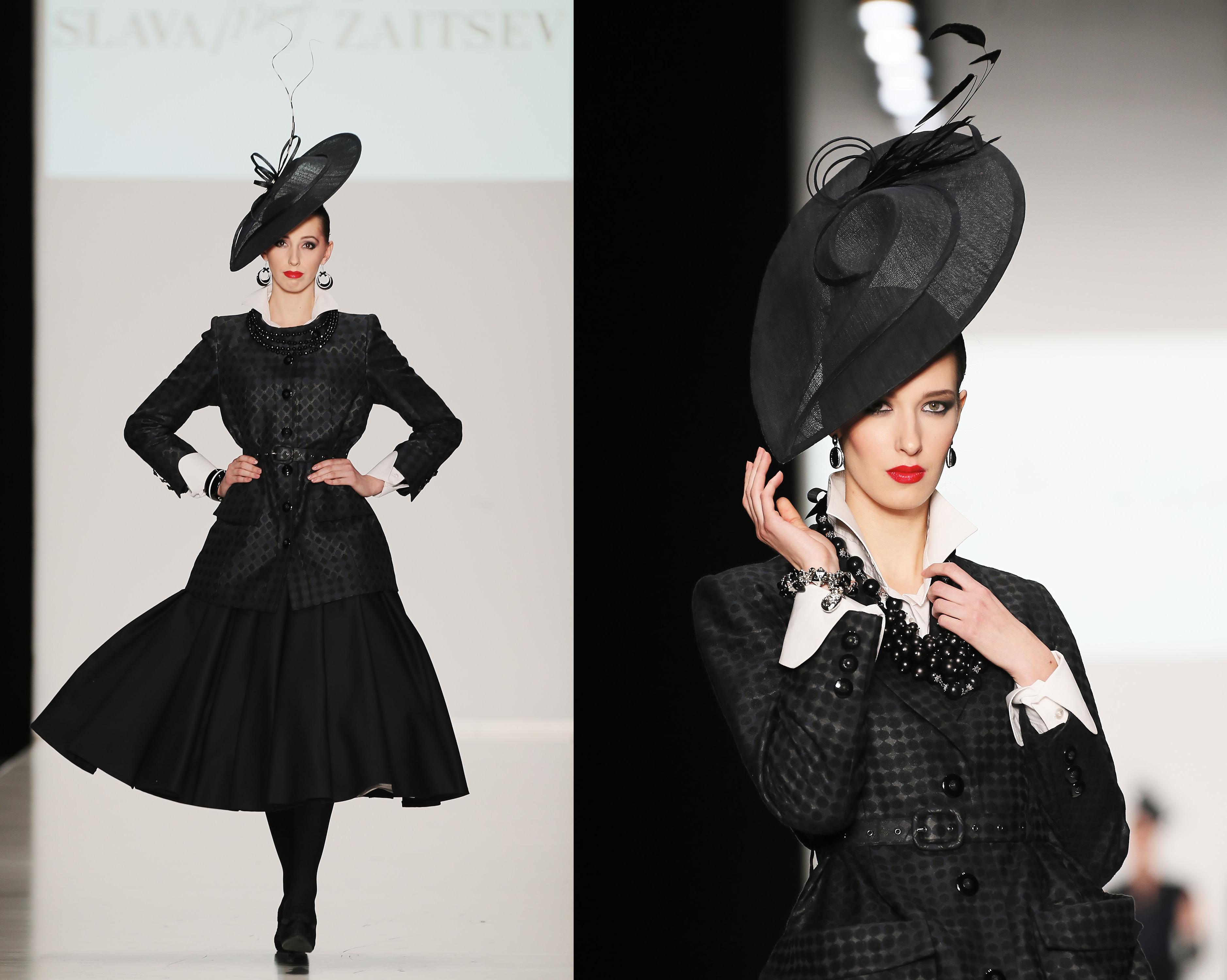 Черные платья от зайцева