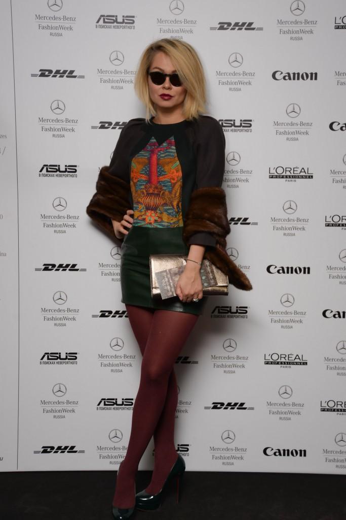 Неделя моды MBFW Russia 2014