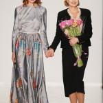 Zarina и Рената Литвинова. MBFW Russia осень-зима 2014-2015
