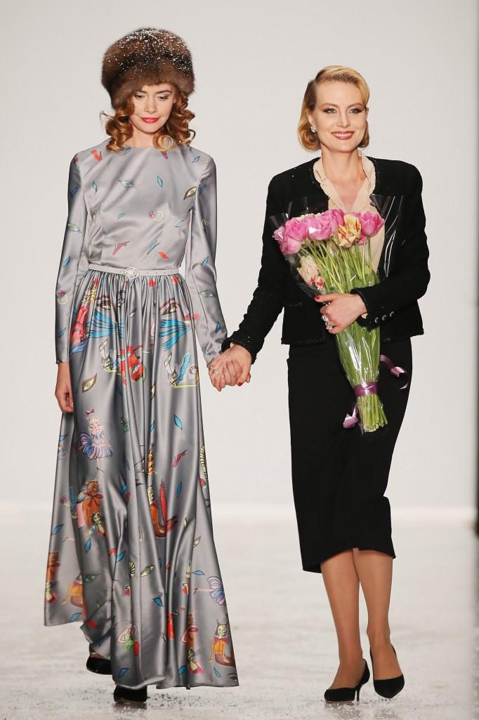Zarina и Рината Литвинова. Осень-зима 2014
