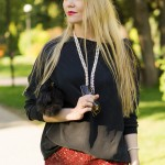 Кружево – атрибут стиля ladylike