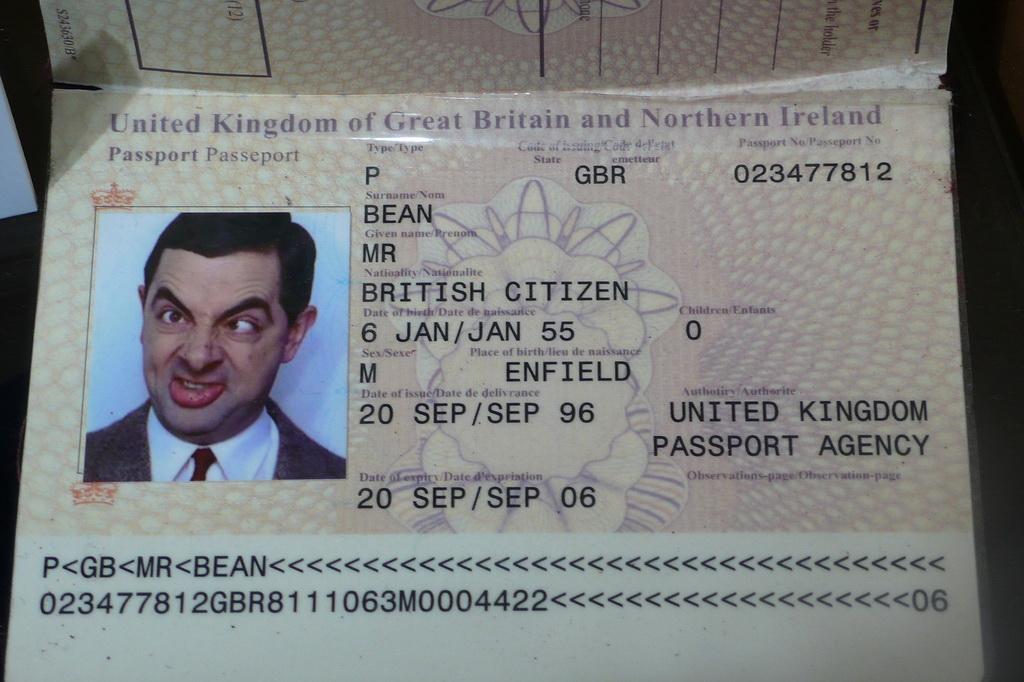 Виза Великобритании