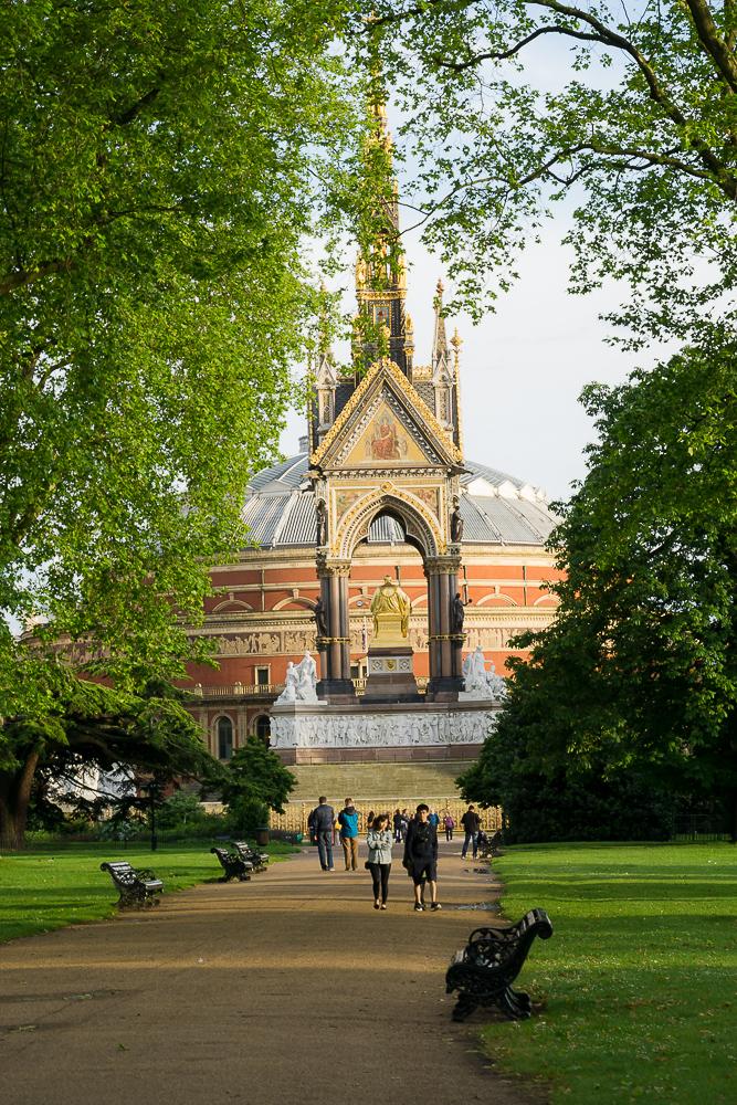 Кенсингтонский парк, Лондон