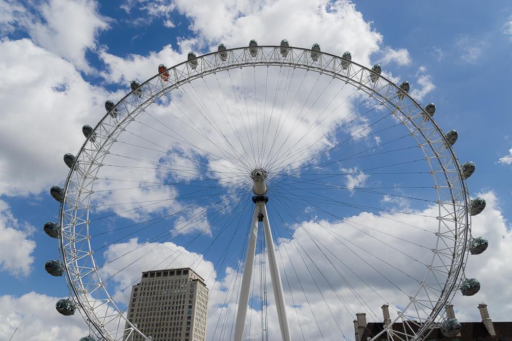 London Eye, Лондонское Око