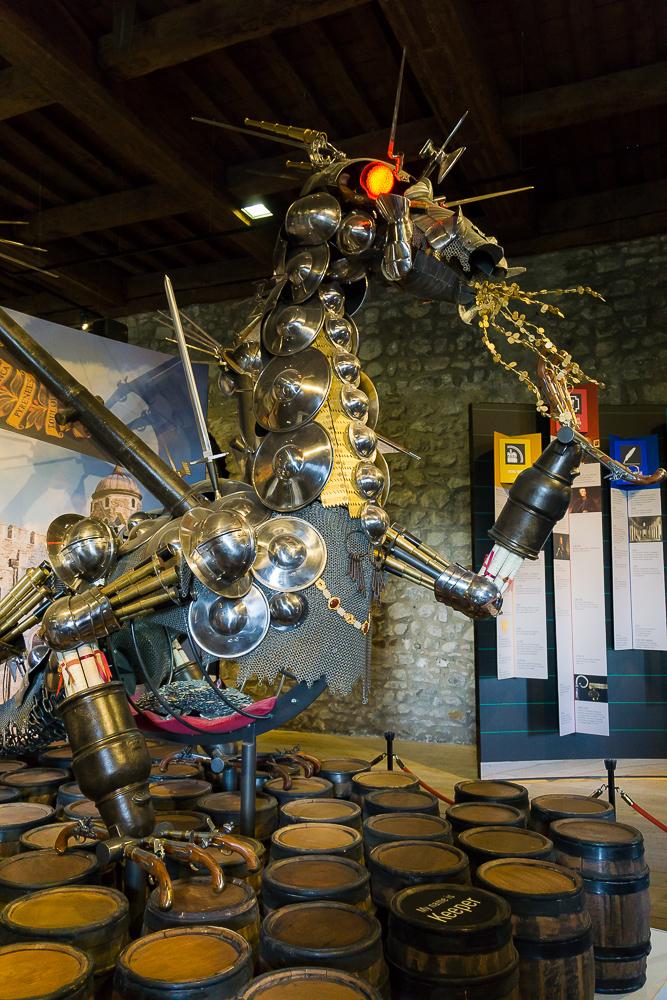 Тауэрская крепость, музей и оружейная палата