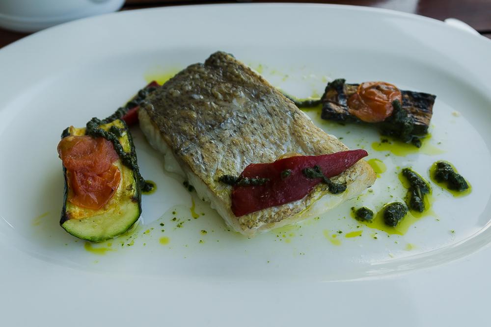 Французская кухня, ресторан Le pont de la tour, Лондон