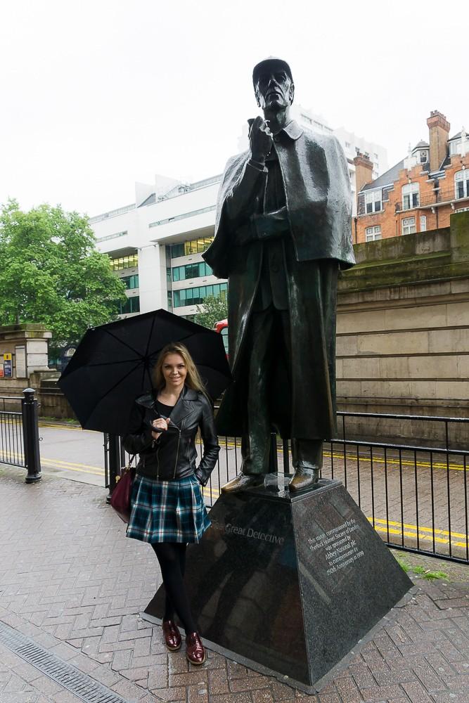Шерлок Холмс- величайший детектив, Лондон
